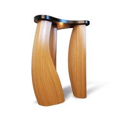 Haza Column-R Oak Wood | Holz Platten | Mikodam