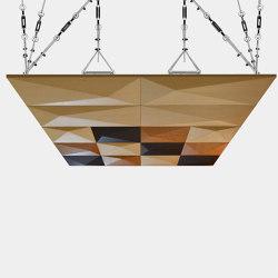 Pira Panel A Teak | Wood panels | Mikodam