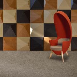 Pira Panel B Walnut | Wood panels | Mikodam