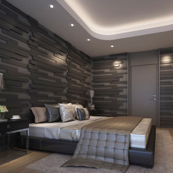 Sapa Panel Anthracite Lacquer Matte | Sound absorbing wall systems | Mikodam