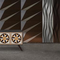 Tora Panel Walnut | Wood panels | Mikodam