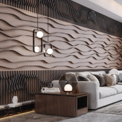 Vata Panel Oak | Wood panels | Mikodam