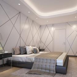 Vero Panel White Lacquer Matte | Sound absorbing wall systems | Mikodam