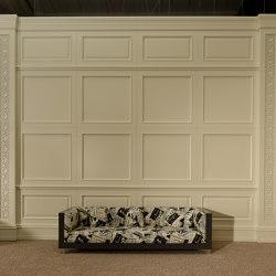 Zaga Panel Lacquer White Matte | Sound absorbing wall systems | Mikodam