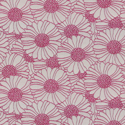 Orakelblume Deko MD408F02 | Drapery fabrics | Backhausen