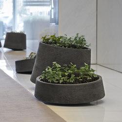 WPH | Plant pots | Atelier Vierkant