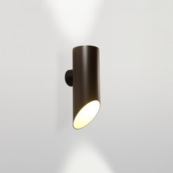 Elipse A Brown | Outdoor wall lights | Marset