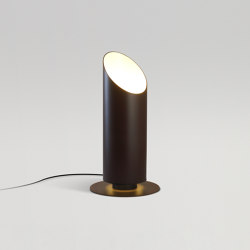 Elipse P 48 Brown | Outdoor floor lights | Marset