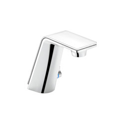 ALESSI Sense by HANSA | Washbasin faucet, 6 V | Wash basin taps | HANSA Armaturen