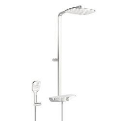 HANSAEMOTION   Shower system   Shower controls   HANSA Armaturen
