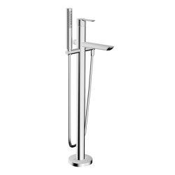HANSALIGNA | Bath faucet, floor mounting | Bath taps | HANSA Armaturen