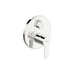 HANSALIGNA | Cover part for bath and shower faucet | Shower controls | HANSA Armaturen