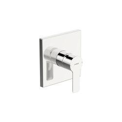 HANSALIGNA | Cover part for shower faucet | Shower controls | HANSA Armaturen