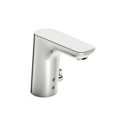 HANSALIGNA | Washbasin faucet, 6 V, Bluetooth | Wash basin taps | HANSA Armaturen