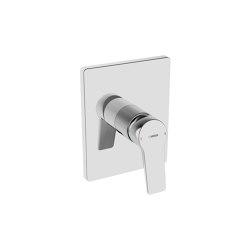 HANSATWIST | Kit de finition douche encastré | Robinetterie de douche | HANSA Armaturen