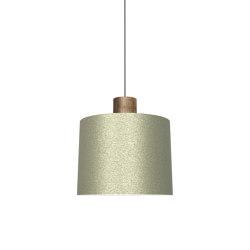 Log 30 Pendant Light Matt Brass | Suspended lights | Valaisin Grönlund
