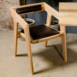 Solid Ash Chair. Wood Solid Ash | Chairs | Ekomoss