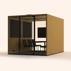 Lohko Box 7 Oak | Office Pods | Taiga Concept