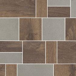 CHALET multicognac 39x47 | Ceramic tiles | Ceramic District