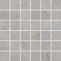 MILESTONE grey 5x5/06 | Ceramic mosaics | Ceramic District