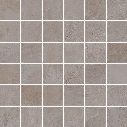 MILESTONE taupe 5x5/06 | Ceramic mosaics | Ceramic District
