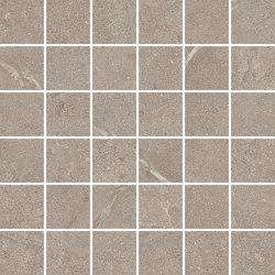 ROCKFORD beige 5x5 | Mosaïques céramique | Ceramic District