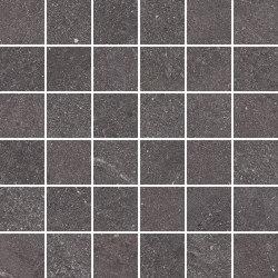 ROCKFORD anthracite 5x5 | Ceramic mosaics | Ceramic District