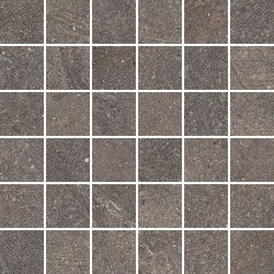 ROCKFORD brown 5x5 | Ceramic mosaics | Ceramic District