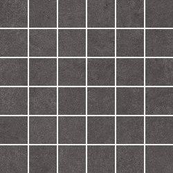 TECNO DOCKS graphite 5x5 | Ceramic mosaics | Ceramic District