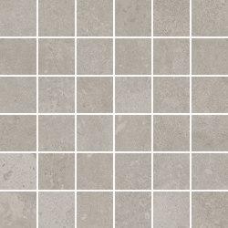 TECNO SCORE gris 5x5 | Mosaïques céramique | Ceramic District