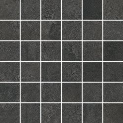 TECNO SCORE anthrazit 5x5 | Keramik Mosaike | Ceramic District