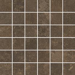 TECNO SCORE mud 5x5 | Ceramic mosaics | Ceramic District