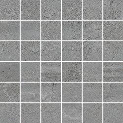 TECNO STONE grey 5x5 | Mosaicos de cerámica | Ceramic District