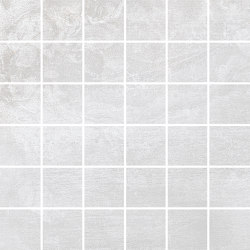 THINACTIVE steel 5x5 | Ceramic mosaics | Ceramic District