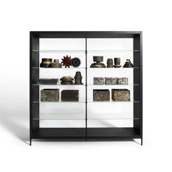 Combi Open Units | Display cabinets | De Padova