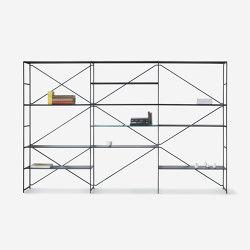 R.I.G. Modules Shelving System | Estantería | De Padova