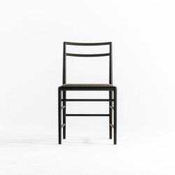 The Sensitive Light Chair | Chairs | De Padova