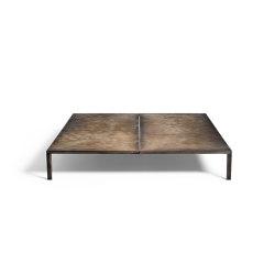 Metallaro indoor/outdoor | Coffee tables | De Padova