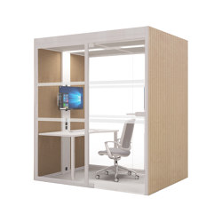 Aspect 1 | Office Pods | Boss Design