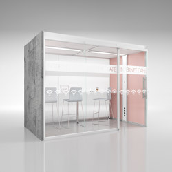 Aspect 2 | Office Pods | Boss Design