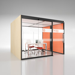 Aspect 3 | Office Pods | Boss Design