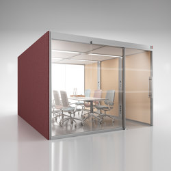 Aspect 4 | Office Pods | Boss Design