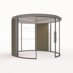 Aspect 360 - Sliding Door | Office Pods | Boss Design