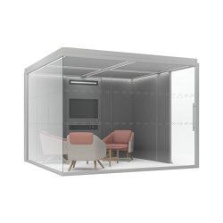 Infinity 3 | Office Pods | Boss Design