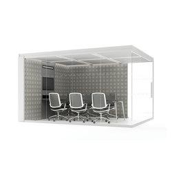 Infinity 4 | Office Pods | Boss Design