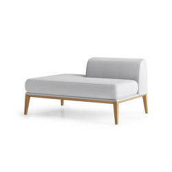 Maysa Chaise - Left Hand Side | Recamieres | Boss Design