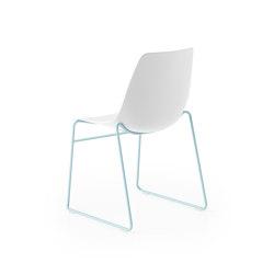 Ola Sled Base | Sillas | Boss Design