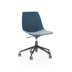 Ola 5 Star Height Adjustable Tilt | Sedie | Boss Design