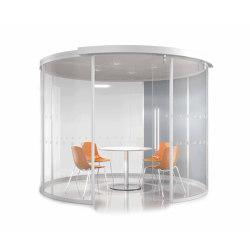 Qube 360 | Office Pods | Boss Design
