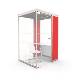 Qube Solo | Office Pods | Boss Design